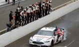Penske takes Indy double as Keselowski wins Brickyard 400