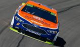 Keselowski survives Vegas carnage for Penske's 500th win
