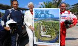 Rockhampton steps up Supercars 2020 bid