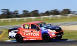 Barbour charges to maiden SuperUtes pole