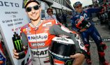 Lorenzo on pole, Miller second-fastest in Misano