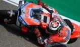 Lorenzo snatches Aragon pole, Rossi 18th
