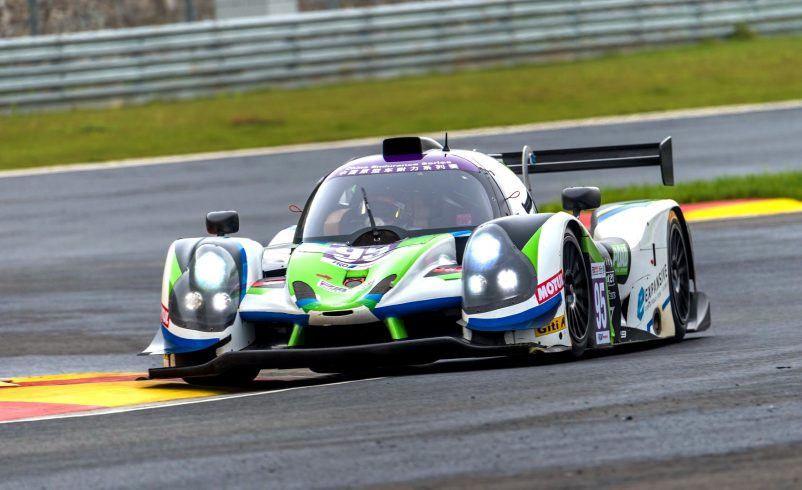 LMP3 demo set for The Bend Supercars meeting