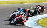 Bayliss takes narrow victory in Superbikes Race 1