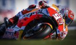Marquez on pole as rain returns to Phillip Island