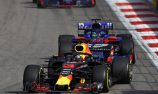 Opening lap damage halted Ricciardo charge