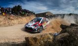 Tanak takes control in Spain