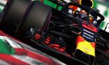 Ricciardo steals pole in Red Bull 1-2