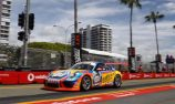 Almond fastest, Bamber crashes in Carrera Cup Practice