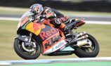 Binder pips Mir in Moto2 as title contenders struggle