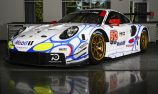 Busy Bamber to race retro themed Porsche at Petit Le Mans
