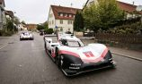 GALLERY: Webber delivers 919 EVO to Porsche museum