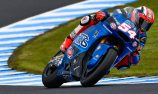 Pasini slipstreams to Moto2 pole at Phillip Island