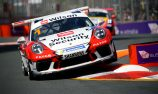 Wall claims pole in shortened Carrera Cup qualifying