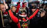 Reynolds describes pole lap as 'controlled explosion'