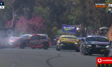 Toyota 86 race abandoned after opening lap crash