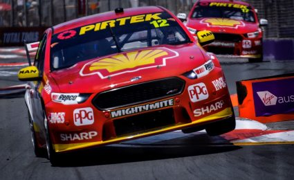 Coulthard out to help McLaughlin's championship