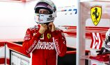 Vettel admits to not being 'at the top of my game'