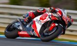 Nakagami pips Marquez on final day of MotoGP testing
