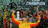 Logano wins NASCAR title as contenders fill Miami top four