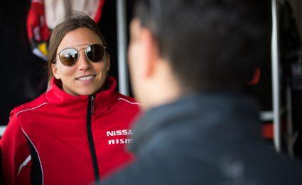 Simona de Silvestro signed as Formula E test driver
