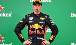 Verstappen claims he reacted to Ocon smirk