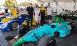 Former F1 driver eyes Adelaide record