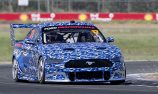 Mustang Supercar completes successful first outing