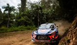 Ostberg extends lead, Neuville suffers costly puncture