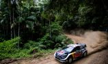 Ogier sets the pace in Rally Aus shakedown