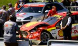 McLaughlin car fixed after 'big mistake'