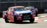Novocastrian sets pace in SuperUtes practice