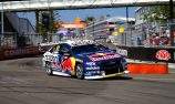 SVG heads Red Bull Holden front row, McLaughlin third