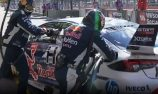 SVG win under a cloud amid pit stop investigation