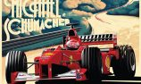 Schumacher poster to raise funds for Keep Fighting Foundation