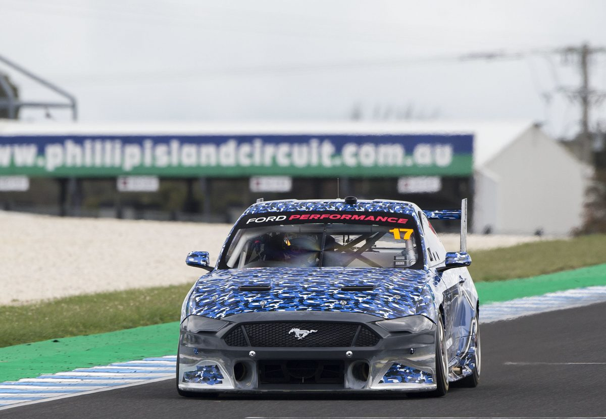 Mustang Poised For Supercars Homologation Tests Speedcafe