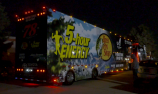 VIDEO: Emotional final dispatch for Furniture Row transporter