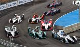 GALLERY: Gen2 Formula E car's maiden race