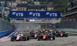 Formula 2 and Formula 3 calendars confirmed