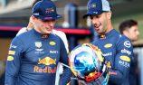 Horner: Ricciardo/Verstappen Red Bull's best driver line-up