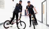 GALLERY: Ricciardo's final Red Bull factory visit