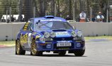 McRae reunited with Subaru WRC in Adelaide