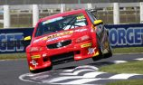 Smith leads BNT V8 title after second round