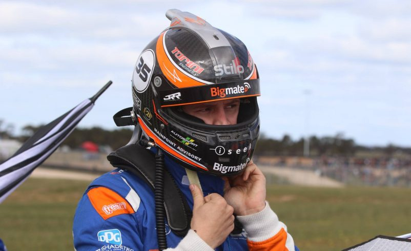Hazelwood looking to learn from Whincup at QR test