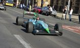 GALLERY: Iconic race cars hit Adelaide CBD