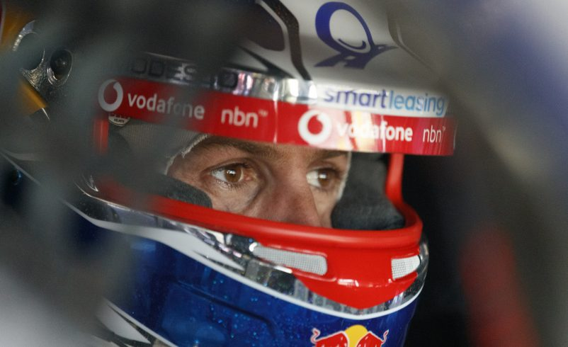Whincup has 'plenty of fire' for 2019 after mentally tough year