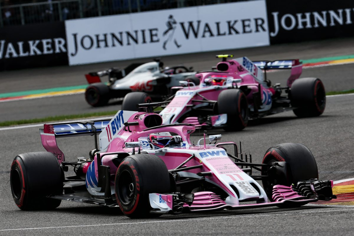 Force India Name No Longer From 2019 F1 Season Speedcafe