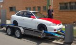 Third generation Johnson to race Hyundai Excel