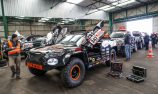 Scrutineering underway for 2019 Dakar Rally