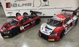VIDEO: Audi prepares Team Valvoline B12Hr entries